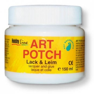 Lepidlo na decoupage, Art Potch  150 ml