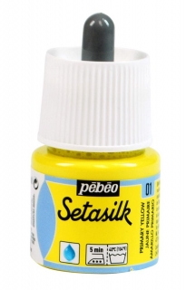 Setasilk 45ml, 01 Primary yellow